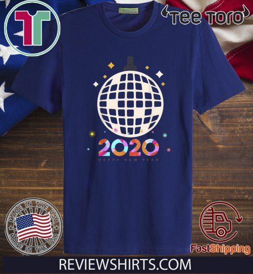 2020 Happy New Year Ball Funny T-Shirt