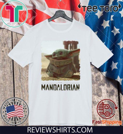 Baby Yoda Mandalorian The Child Shirt T-Shirt