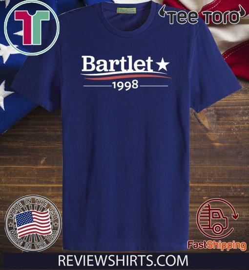 Bartlet 1998 Shirt T-Shirt