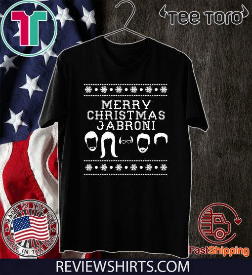 Merry Christmas Jabroni Offcial T-Shirt