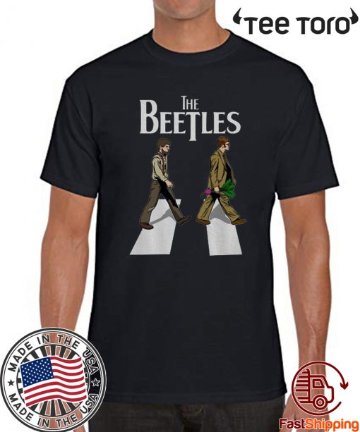 The Beetles Abbey Road Tee Shirt
