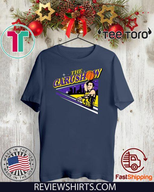 Alex Caruso The Carushow Shirts