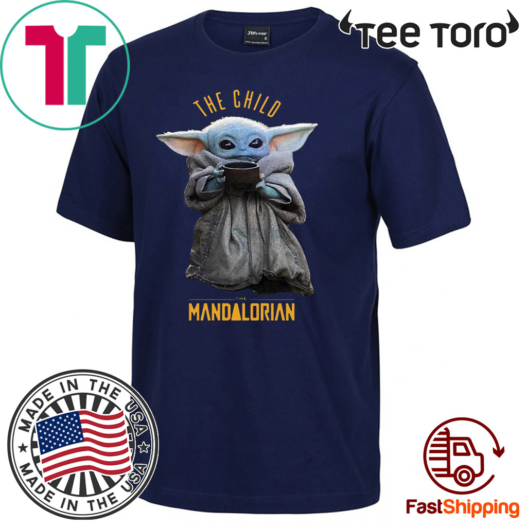 Baby Yoda The Child The Mandalorian For 2020 T-Shirt