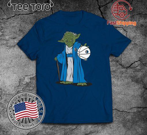 Master Yoda Dallas Mavericks Original T-Shirt