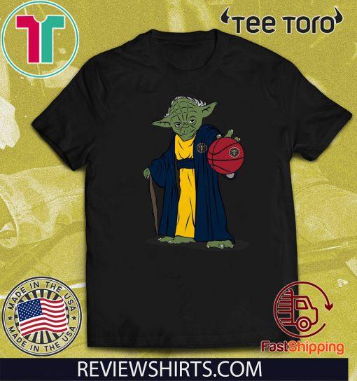 Master Yoda Denver Nuggets T Shirt