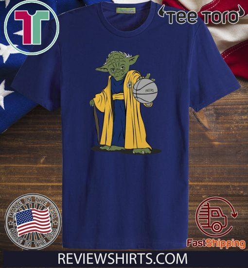 Master Yoda Indiana Pacers Shirts
