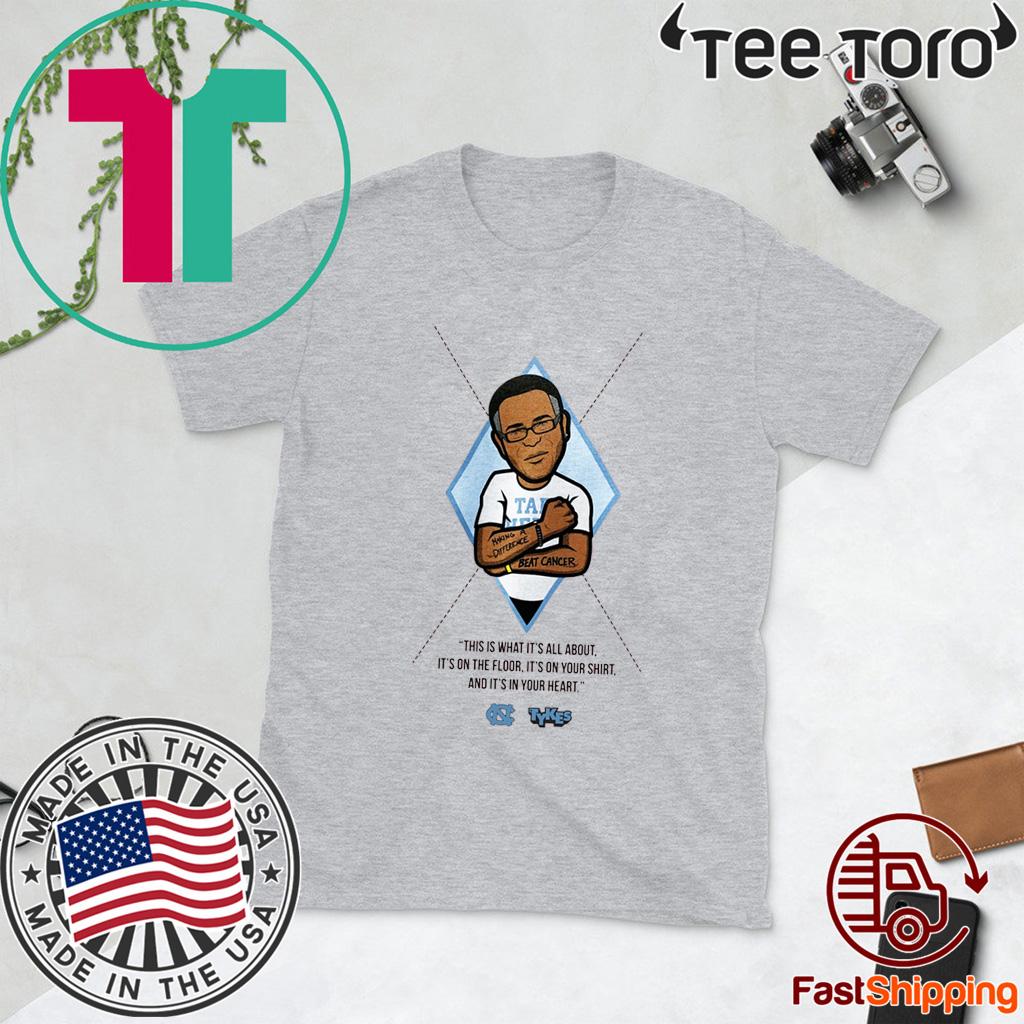North Carolina Players Honor Stuart Scott Shirt T-Shirt