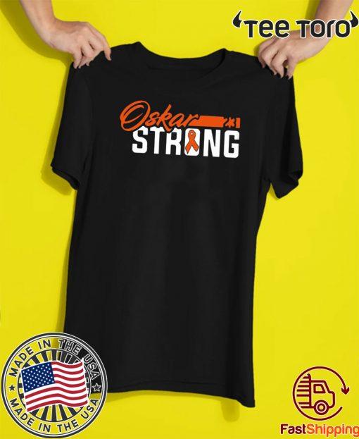 Philadelphia Flyers Oskar Strong T Shirt