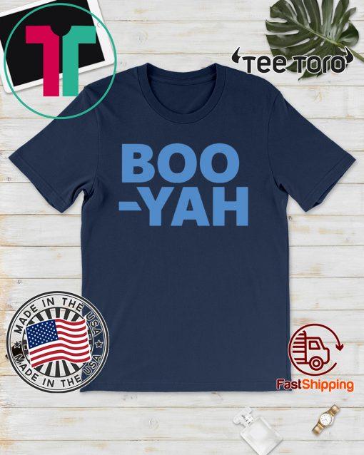 Stuart Scott Boo Yah T Shirt