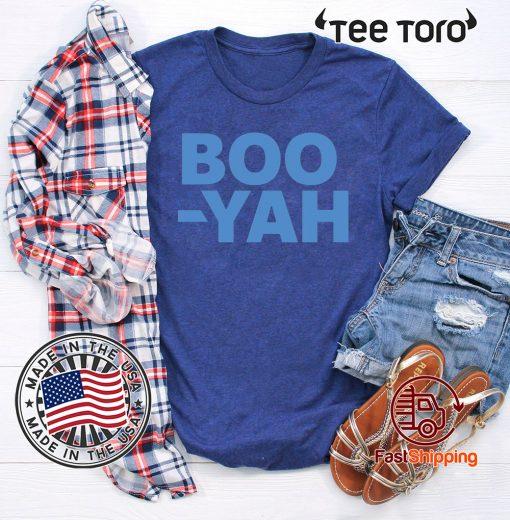 Stuart Scott Boo Yah 2020 T-Shirt