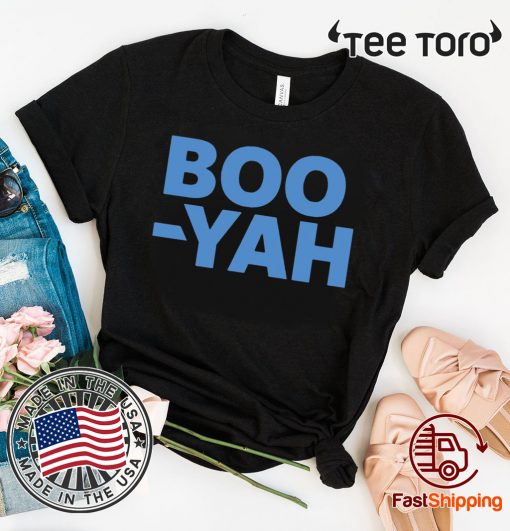 Stuart Scott Boo Yah T-Shirt - Offcie Tee