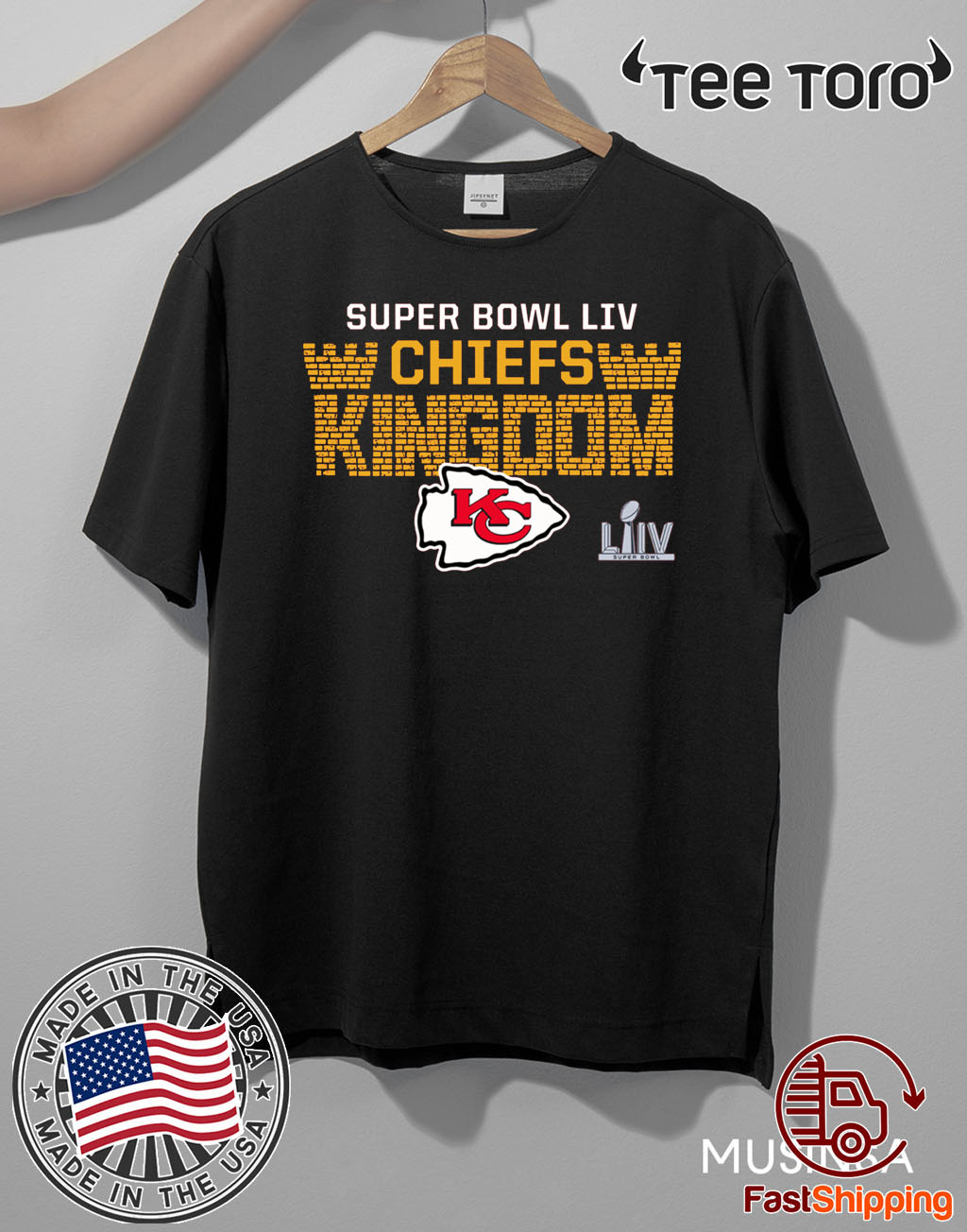 CHIEFS kINGDOM Shirt Kansas City Chiefs Super Bowl LIV Bound Hometown Final Drive -Kansas City Chiefs AFC Champions