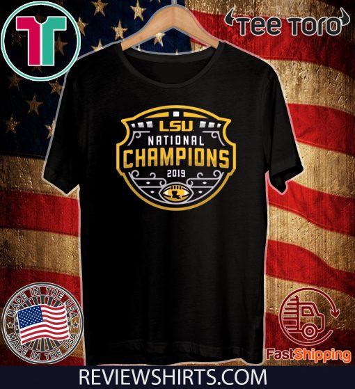 LSU National Championship 2020 T-Shirt