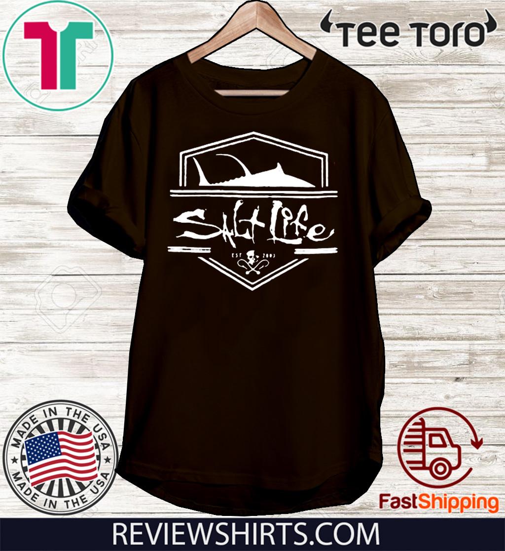 1-19 – Salt Life Official T-Shirt