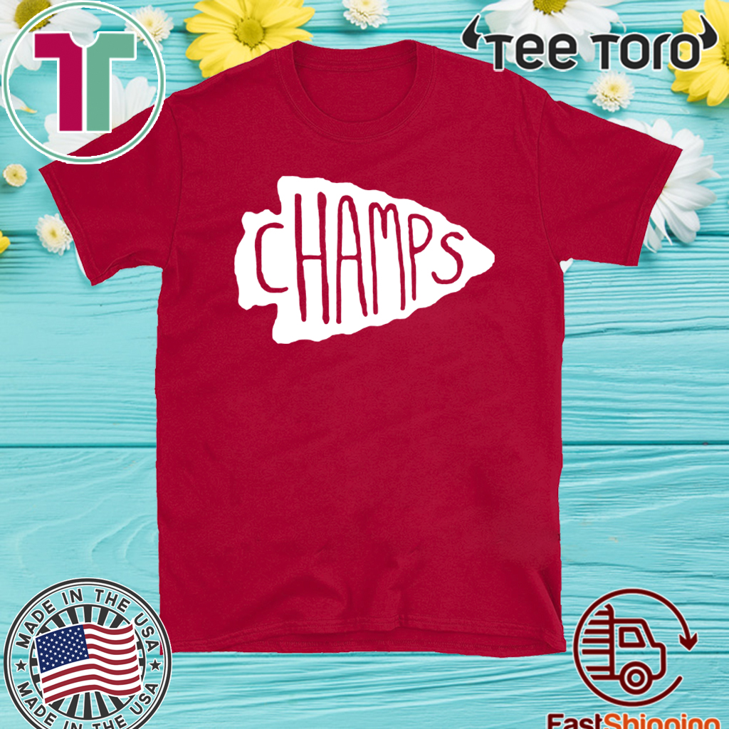 Arrowhead Champs T Shirt