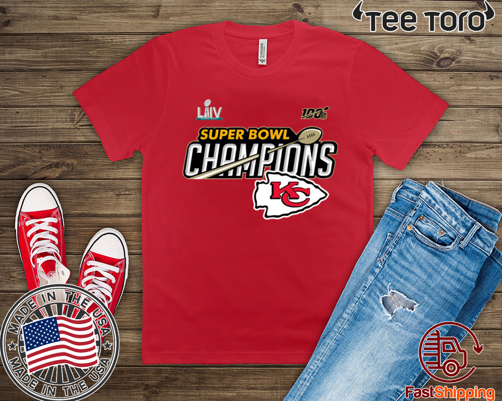 Limited Edition Super Bowl Champions 2020 T-Shirt