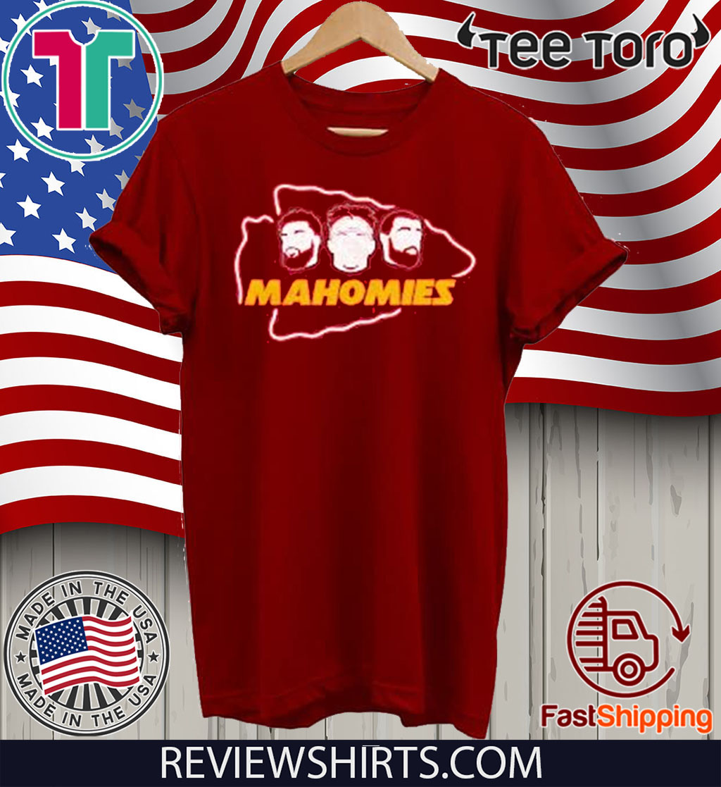 Mahomies Shirt - Mahomies Kansas City Chiefs T-Shirt