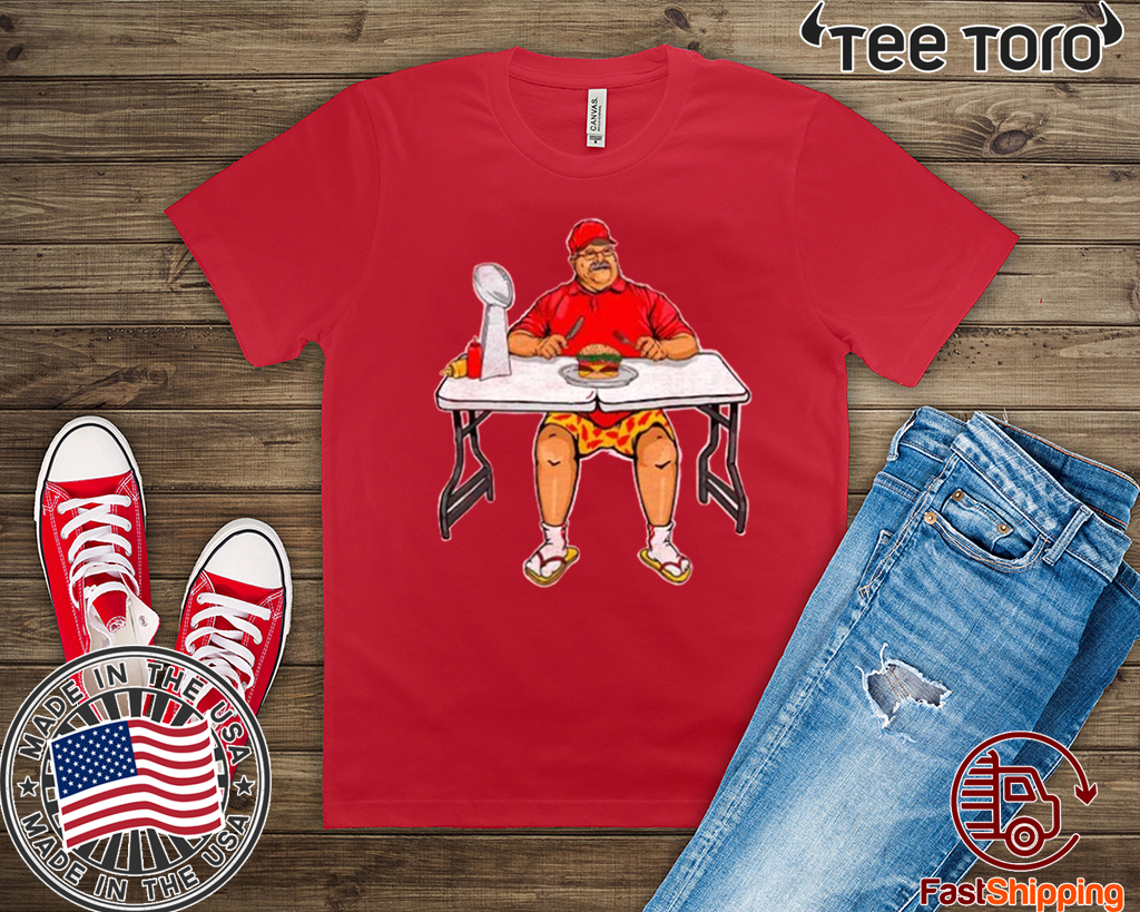 Party Time kansas city chiefs T-Shirt