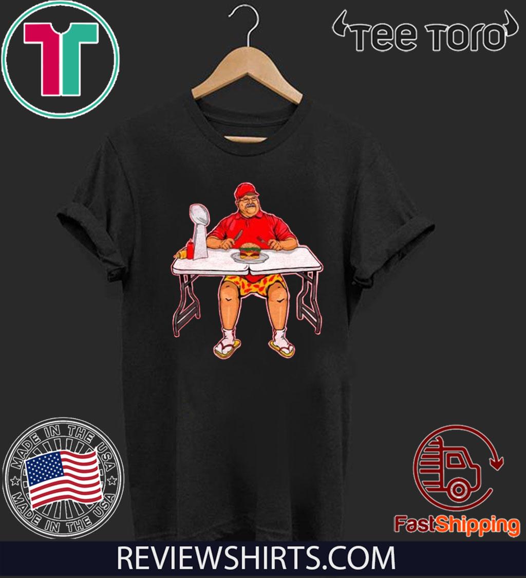 Party Time kansas city chiefs T-Shirt
