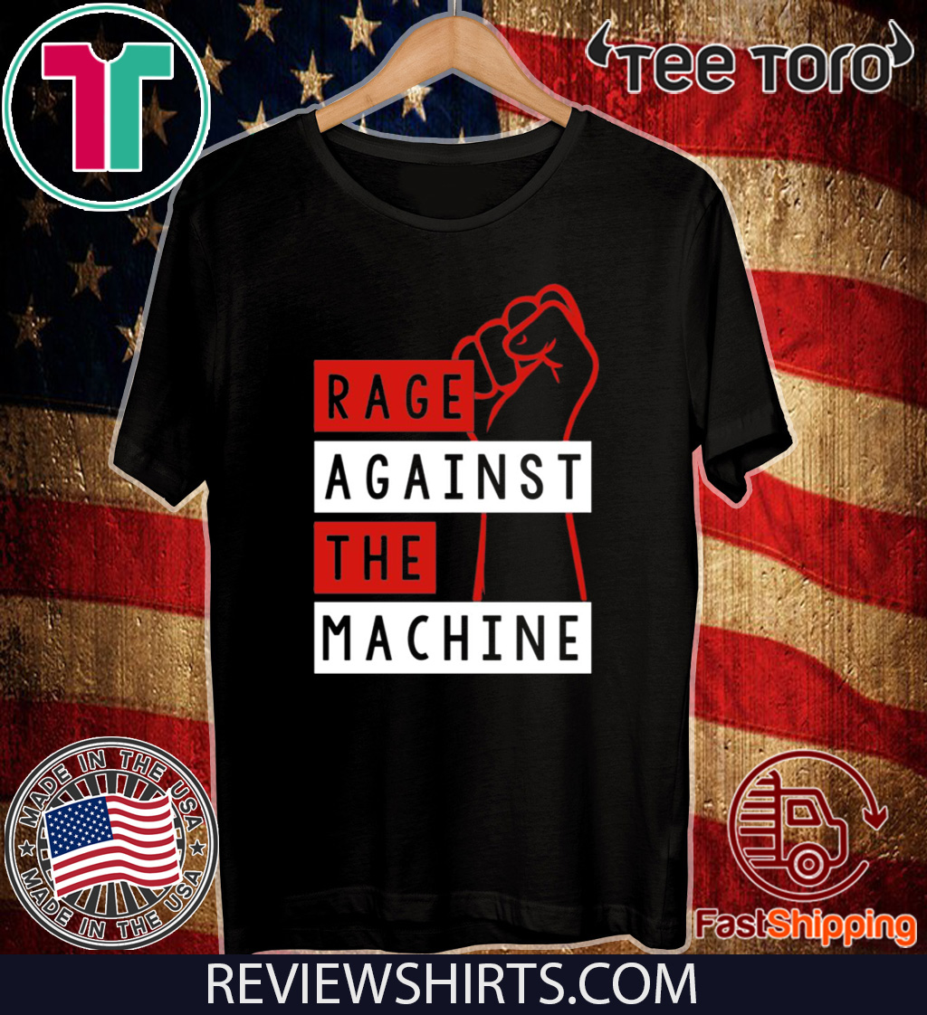 Rage Against The Machine Hot T-Shirt
