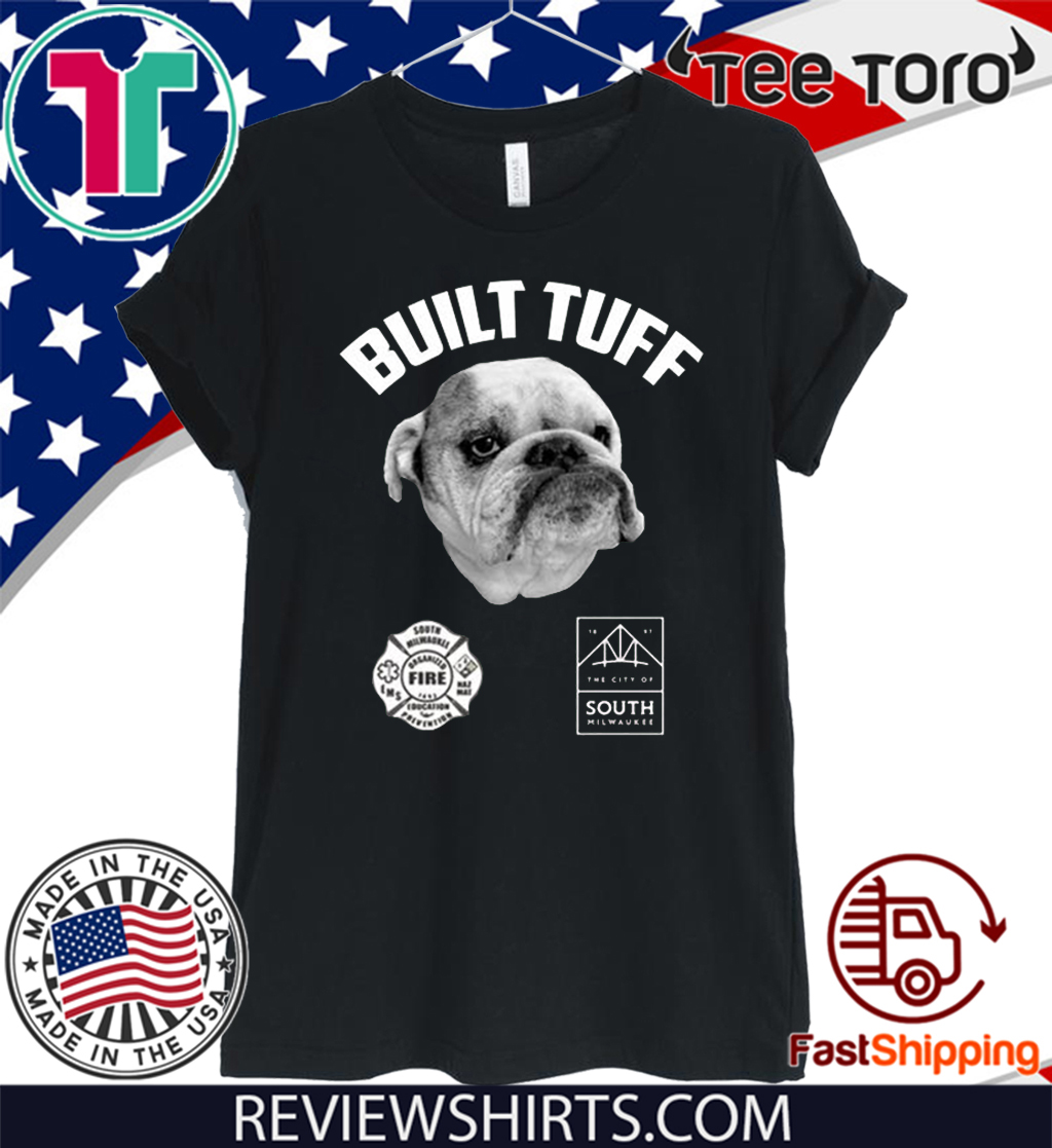 Remember Tuff the Bulldog Gift T-Shirt