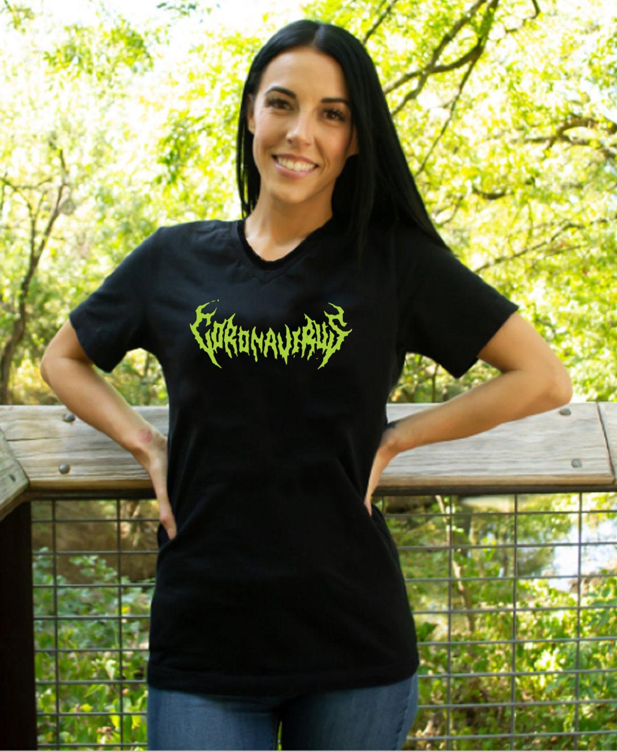 Original World Tour Coronavirus 2020 T-Shirt