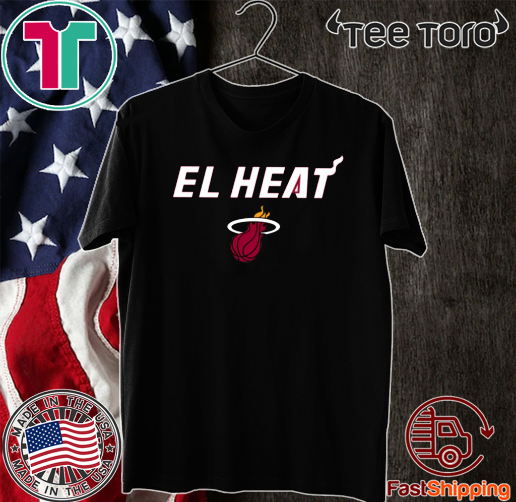 #Elheat Shirt El heat T-Shirt