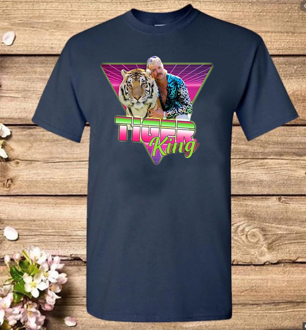 #JoeExotic - Joe Exotic Tiger King Shirt - Joe Exotic 2020 Shirt - Joe Exotic Retro Vintage TShirt