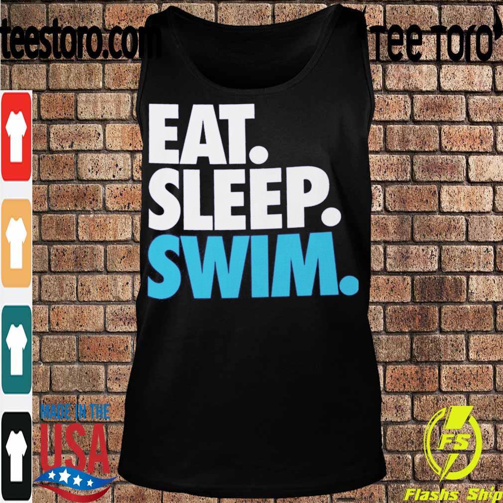 Eat Sleep Swim s Tanktop