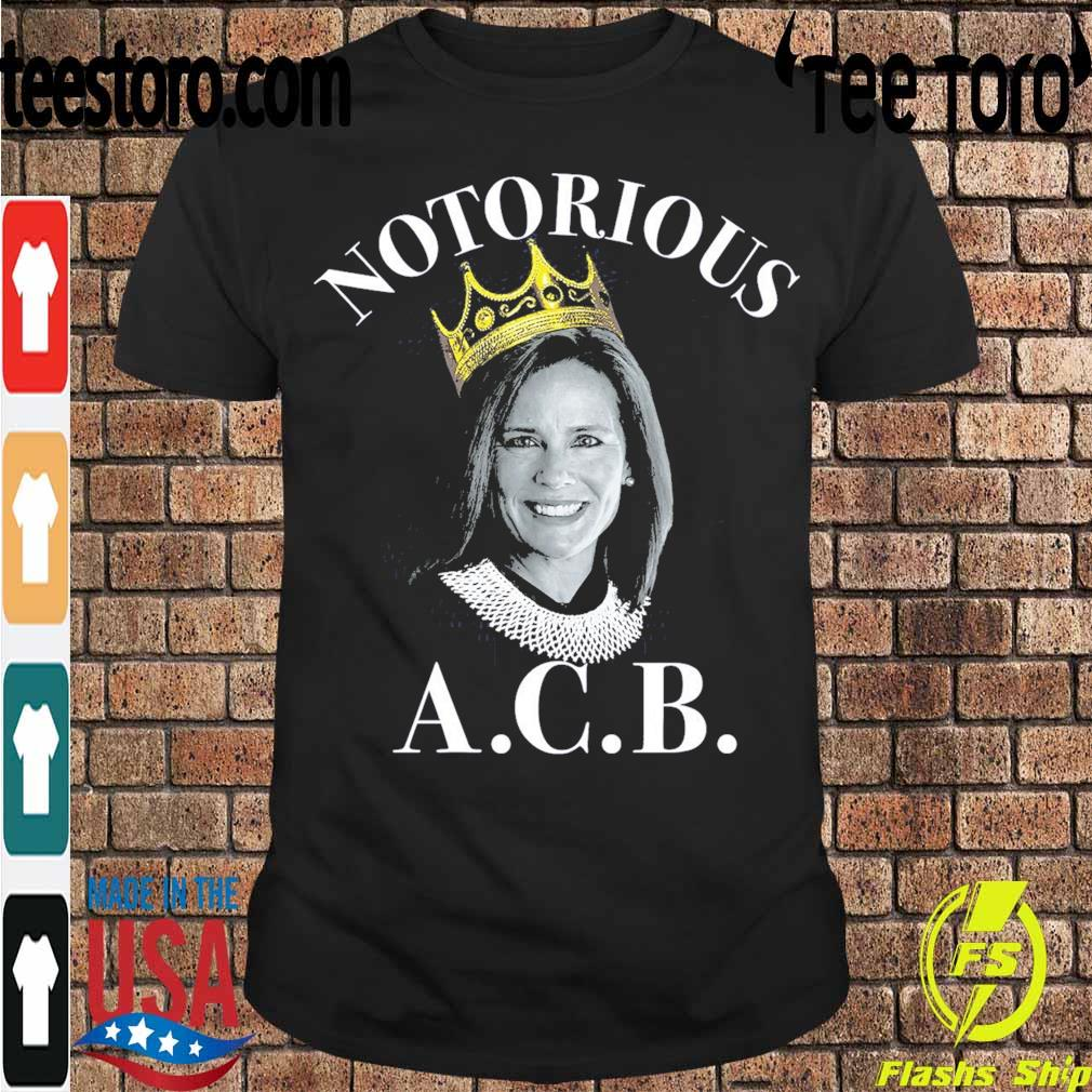 Notorious ACB shirt