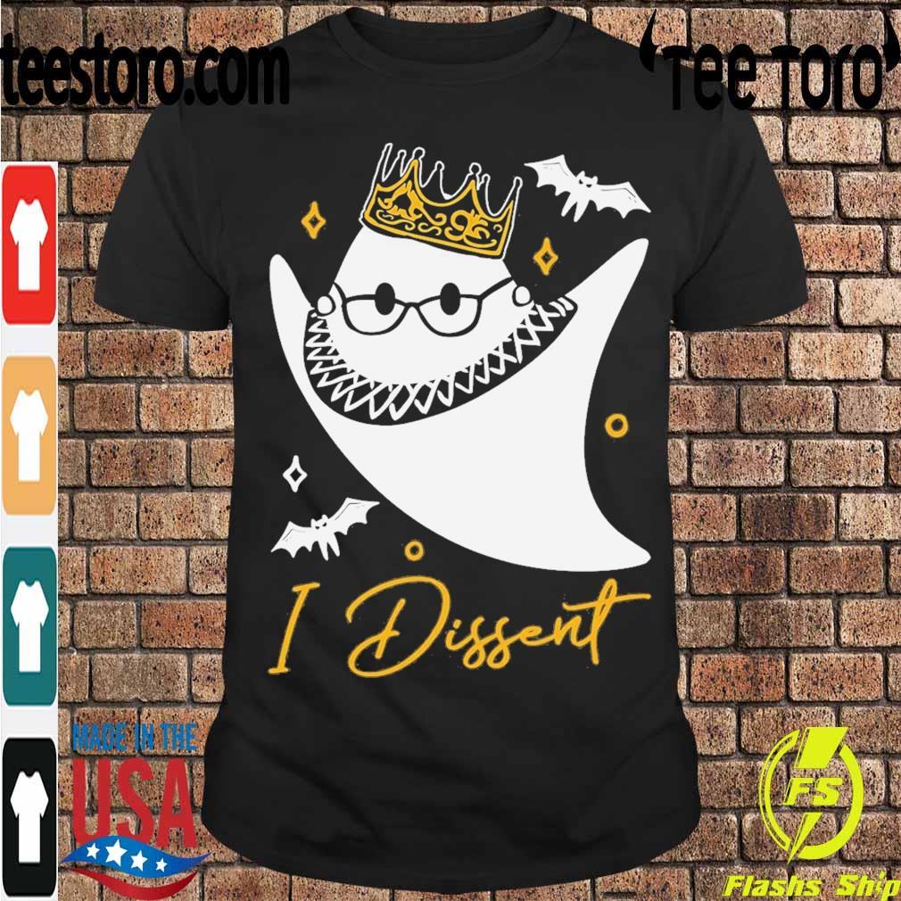 RBG Boo I Dissent shirt