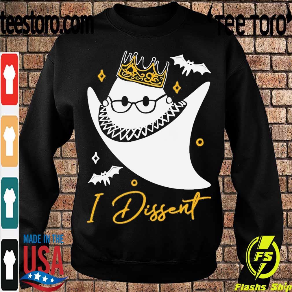 RBG Boo I Dissent s Sweatshirt
