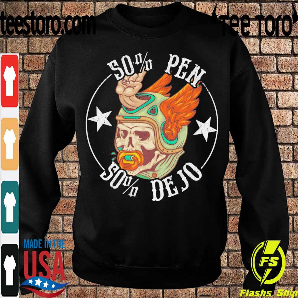 Skull 50% Pen 50% Dojo s Sweatshirt