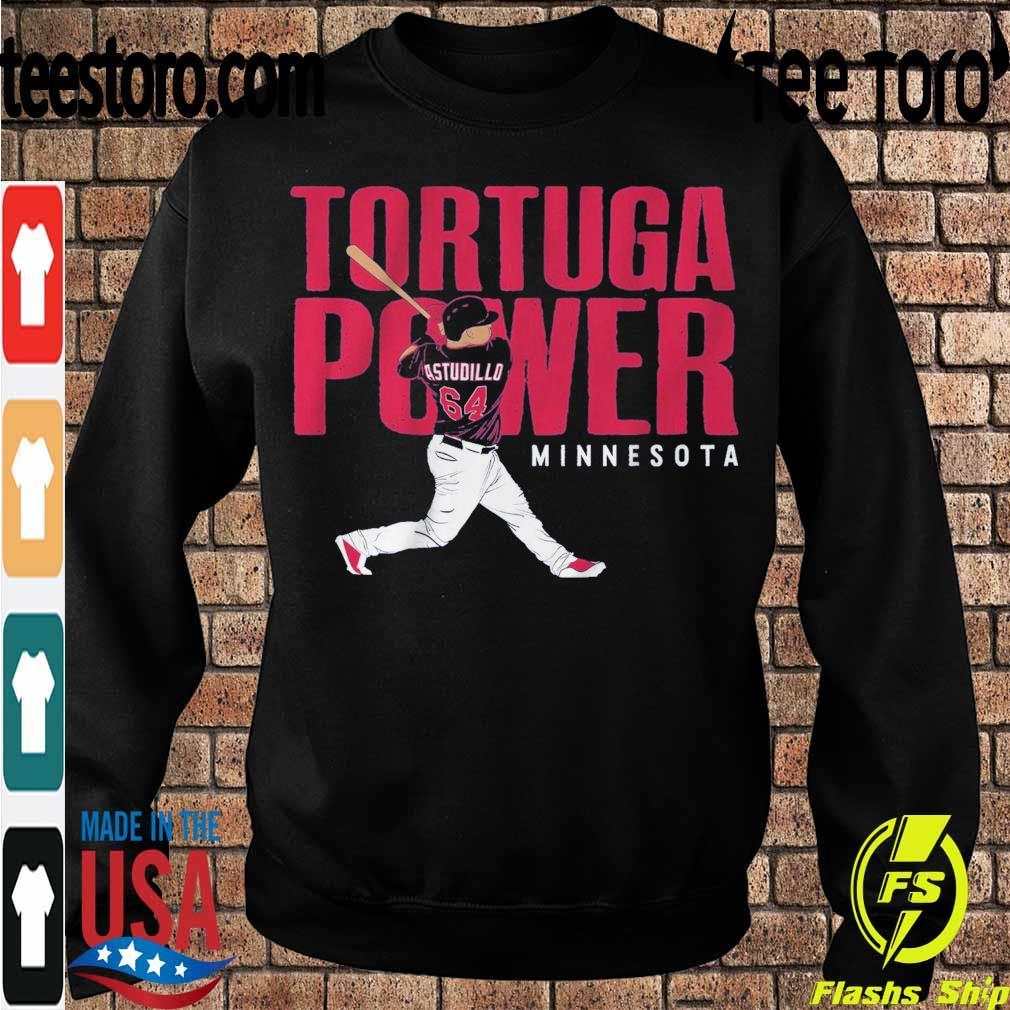 Willians Astudillo Tortuga Power Minnesota s Sweatshirt