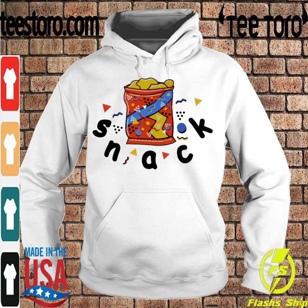 Official Jazzy Anne Merch Snack Shirt Hoodie