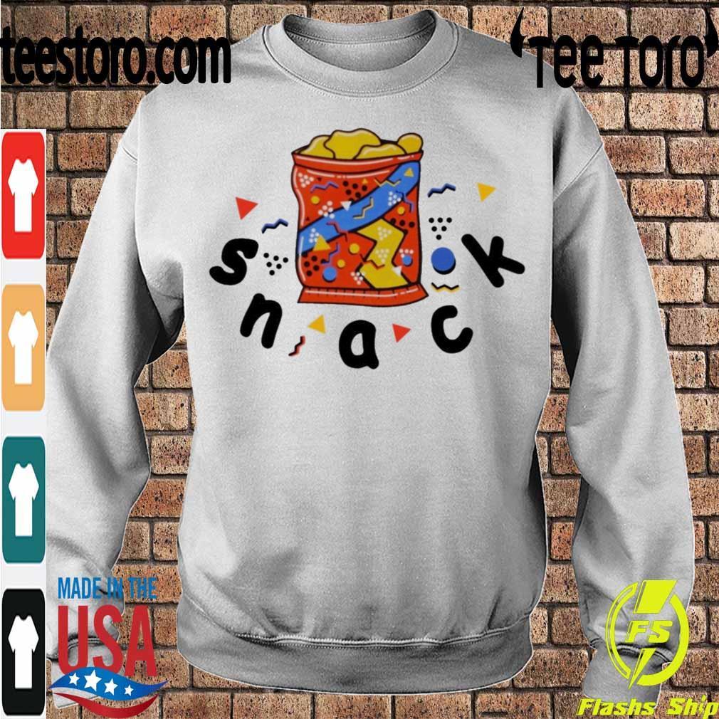 Official Jazzy Anne Merch Snack Shirt Sweatshirt