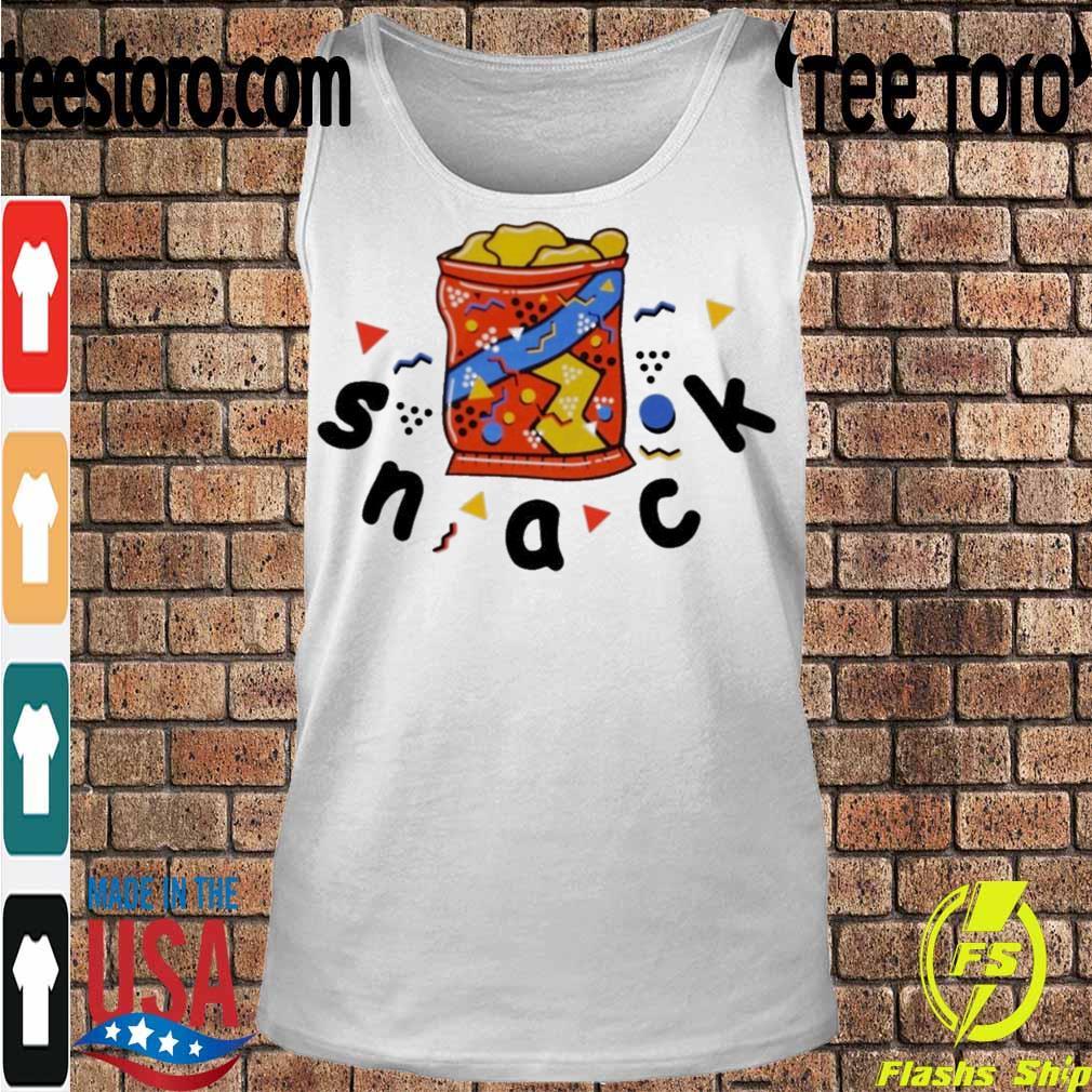Official Jazzy Anne Merch Snack Shirt Tanktop
