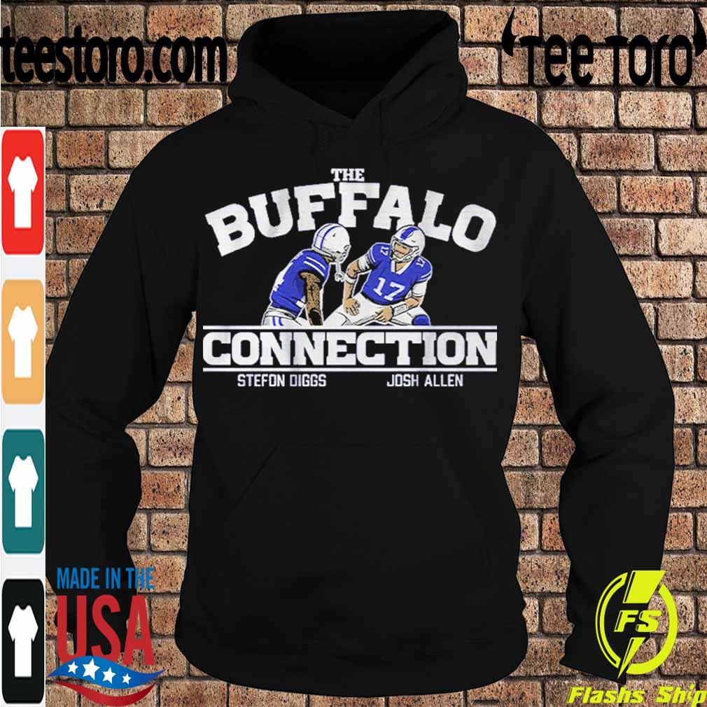 Official The Buffalo Connection Shirt Hoodie