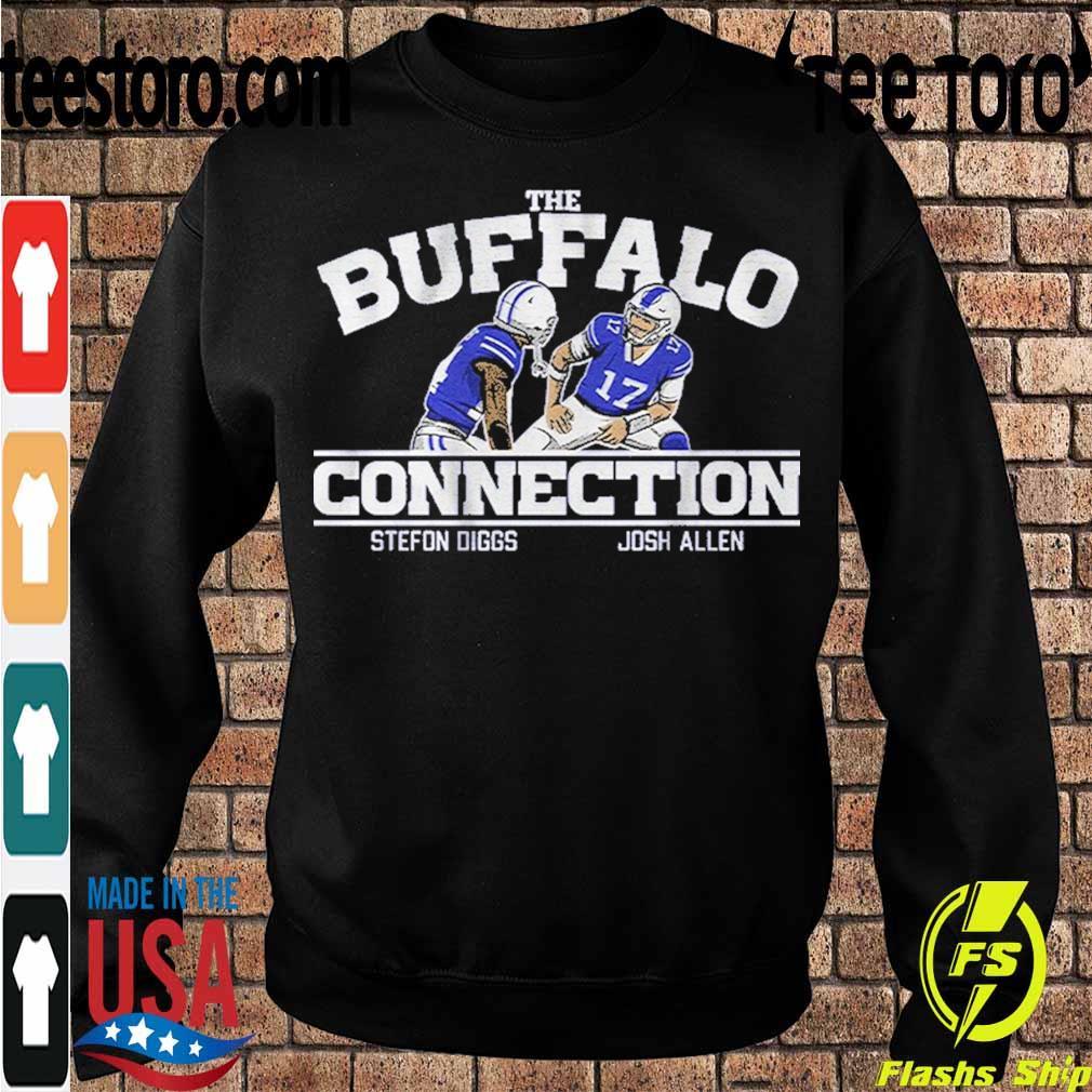 Official The Buffalo Connection Shirt Sweatshirt