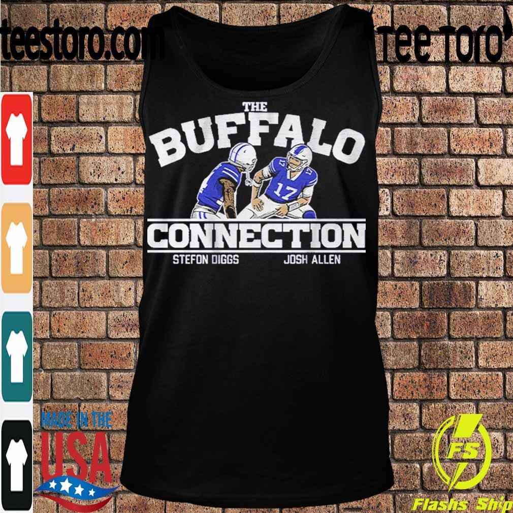 Official The Buffalo Connection Shirt Tanktop